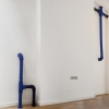 "Installation view, ""Deep in the Pool""<br> House of Propellers, London, 2012"