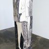 <em>Nude in Parts, Fig 6</em>, 2011 Foam, acrylic resin, thermal adhesive 69 x 23 x 14 inches